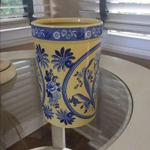 Spode vase